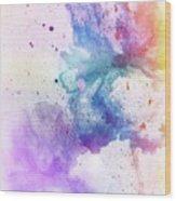 Celebration Of Colors  Wood Print