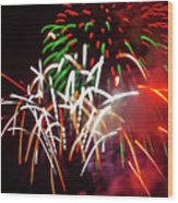 Celebration Through The Lens Baby Wood Print