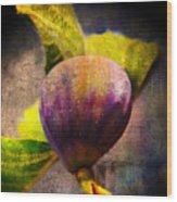 Celeste Fig Wood Print