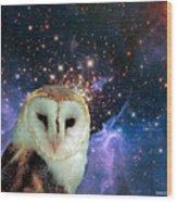 Celestial Nights Wood Print