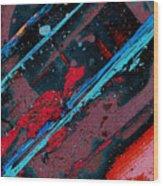 Celestial Passageway Wood Print