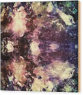 Celestial Xvii Wood Print