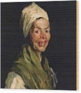 Celestina 1908 Wood Print