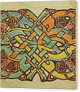 Celtic Knot 1 Wood Print