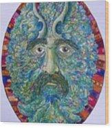 Celtic Man Wood Print