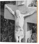 Cemetery 2 Wood Print