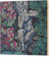Centauro Wood Print