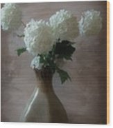 Centerpiece Wood Print