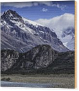 Cerro Chalten Wood Print