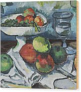 Cezanne Wood Print
