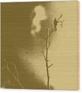 Chaffinch Tint Threshold Wood Print