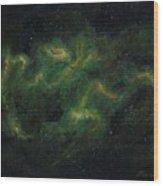 Chameleon Nebula Wood Print