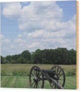 Chancellorsville Battlefield 3 Wood Print