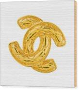 Chanel Jewelry-4 Wood Print