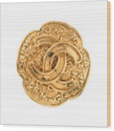 Chanel Jewelry-7 Wood Print