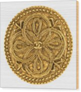 Chanel Jewelry-8 Wood Print