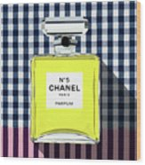 Chanel-no.5-pa-kao-ma1 Wood Print