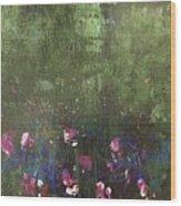 Channeling Monet #1 Wood Print