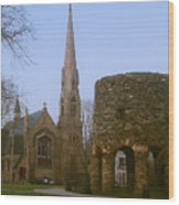 Channing Memorial Church Wood Print
