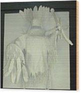 Charles Hall - Creative Arts Program -spirits Of The Plains Wood Print