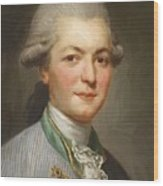 Charles Joseph De Pallu Wood Print
