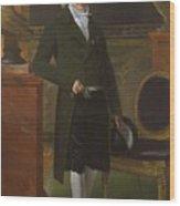 Charles Maurice De Talleyrand Prigord 17541838 Prince De Talleyrand Wood Print
