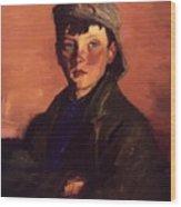 Charles O Malley 1927 Wood Print
