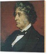 Charles Sumner Wood Print