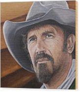 Charley Waite 2 Wood Print