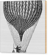 Charli�re Balloon Wood Print