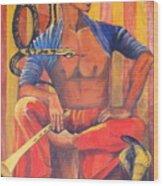 Charmer Wood Print