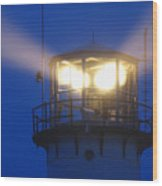 Chatham Light Wood Print