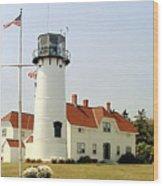 Chatham Lighthouse Wood Print