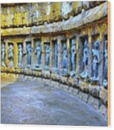 Chausath Yogini Temple Wood Print
