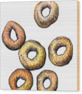 Cheerios 2 Wood Print