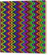 Cheerios Wave Wood Print