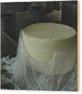 Cheese Wood Print