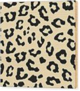 Cheetah Fur Wood Print