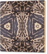 Cheetah Print Wood Print