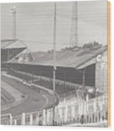 Chelsea - Stamford Bridge - East Stand 2 - August 1969 Wood Print