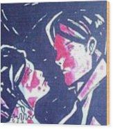 Chemical Romance Wood Print