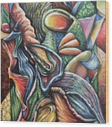 Cherida Wood Print