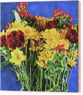 Cherished Love 121117-1 Wood Print