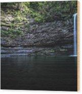 Cherokee In Hdr Wood Print