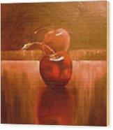 Cherry 23 Revised Wood Print