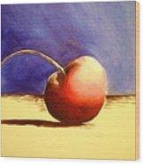 Cherry 41 Wood Print