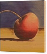 Cherry 41a Wood Print