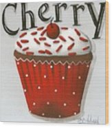 Cherry Celebration Wood Print