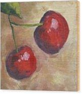 Cherry Duo Wood Print
