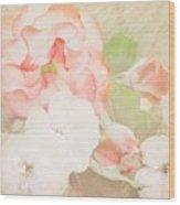 Cherry Parfait Wood Print